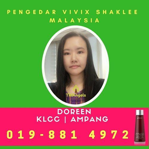 Pengedar Shaklee Kuala Lumpur – Pengedar Vivix Shaklee Kuala Lumpur – Agen Vivix Shaklee Kuala Lumpur -Stokis Vivix Shaklee KL – Pengedar Vivix Shaklee Ampang
