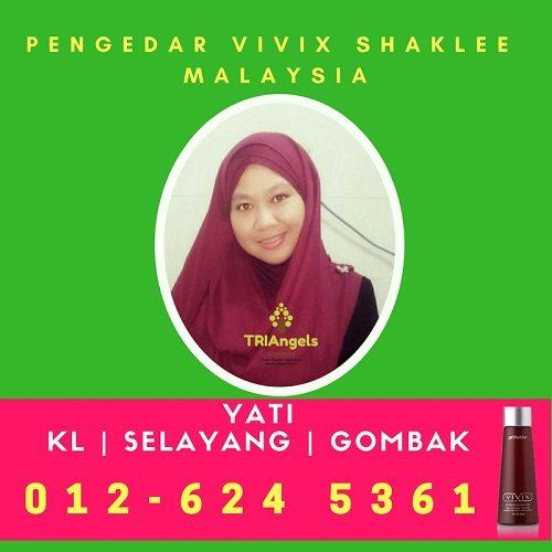 Pengedar Shaklee Kuala Lumpur – Pengedar Vivix Shaklee Kuala Lumpur – Agen Vivix Shaklee Kuala Lumpur -Stokis Vivix Shaklee KL